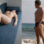 Geiles Paar aus München sucht Sex mit Mann, Frau und Paar